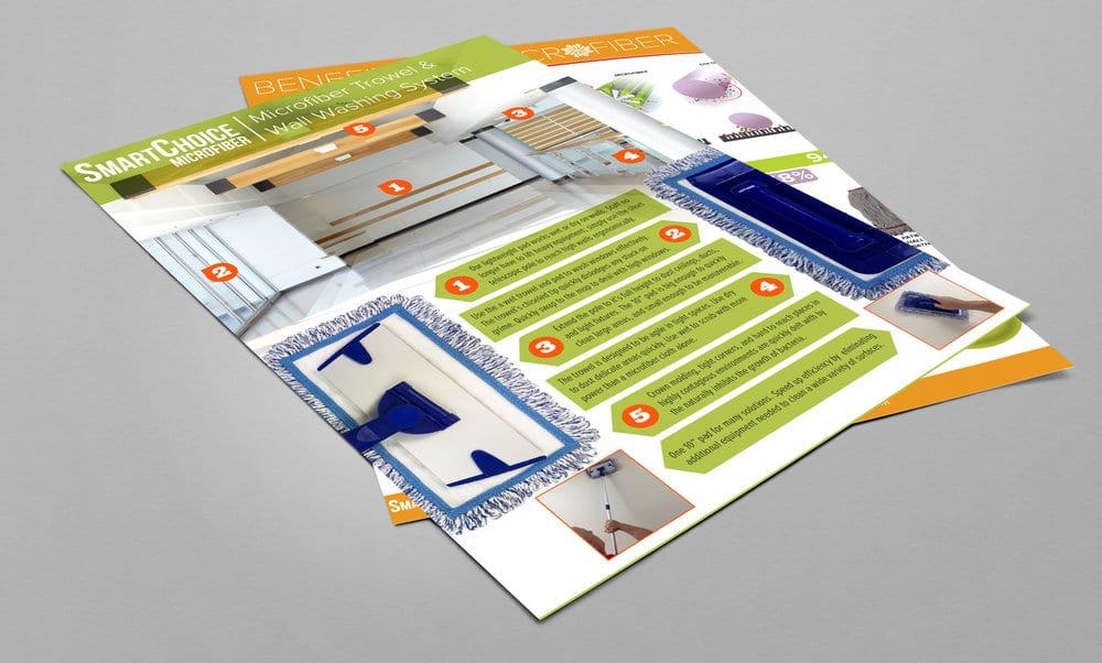 Flyer Mockup Image