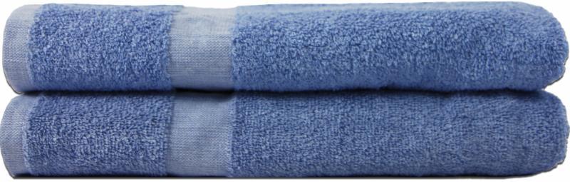 Blue Retail Irregular Towels