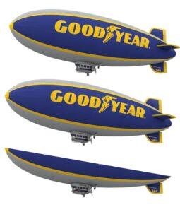 good year blimp