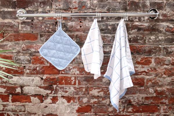 Blue Set Hanging