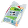 Microfiber Rag Bag - 50 Pack