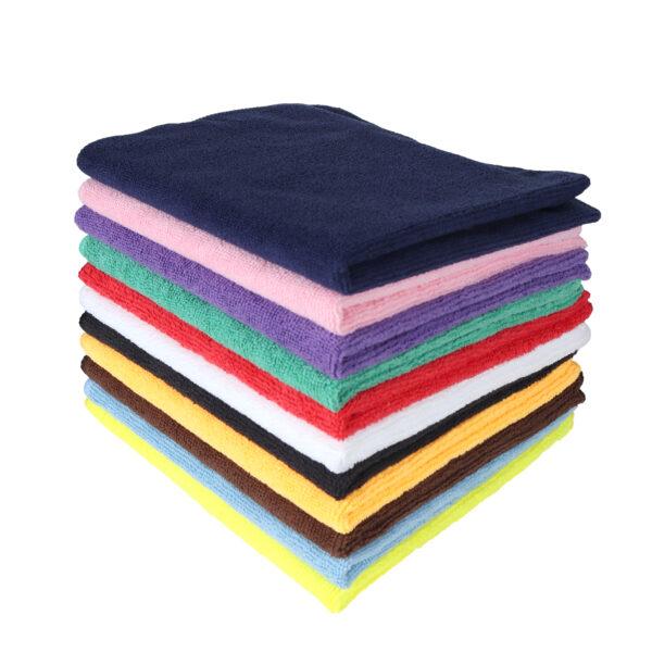 Microfiber Cloth Stack