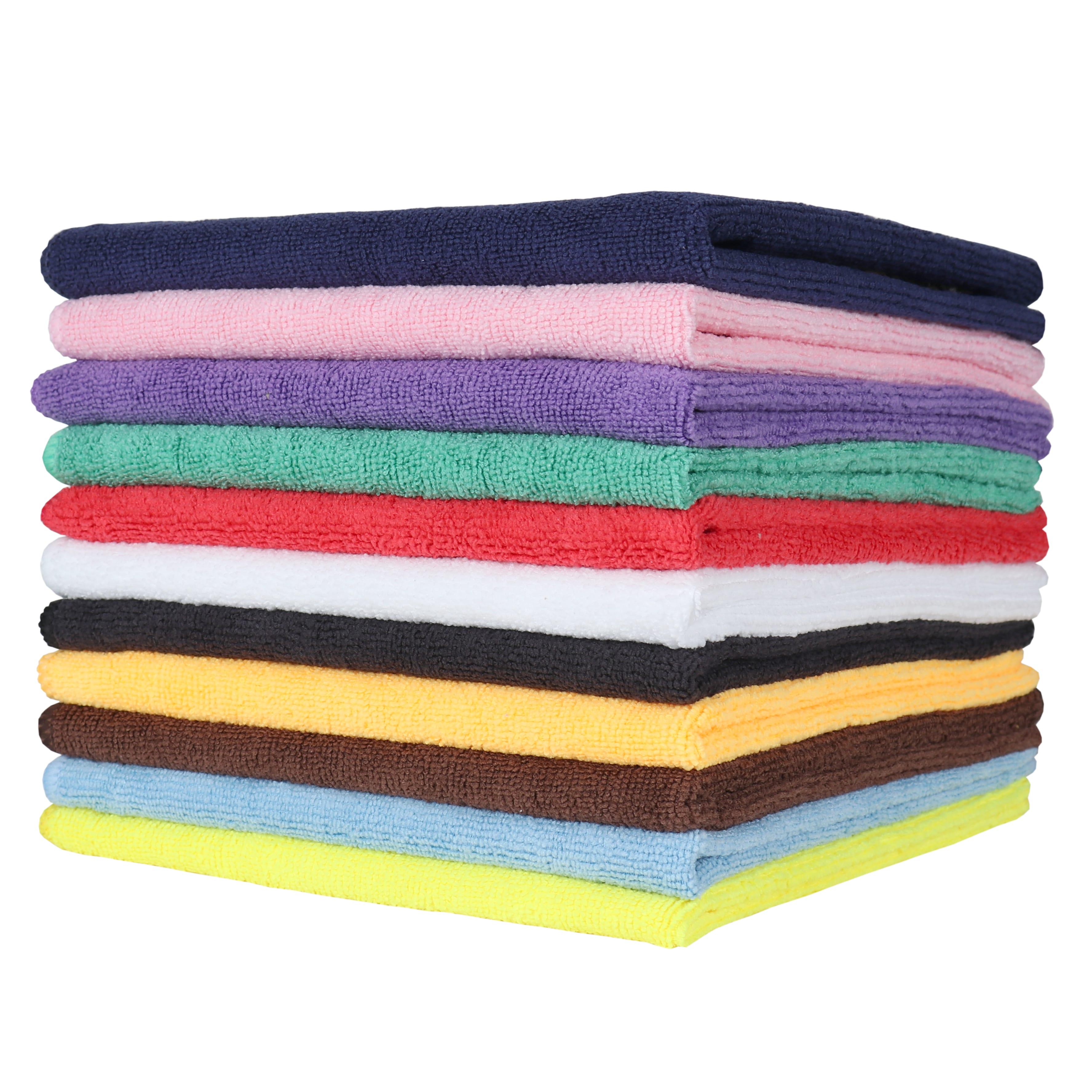 12x12 Microfiber Cloth - 30 gram, 45 gram, 49 gram