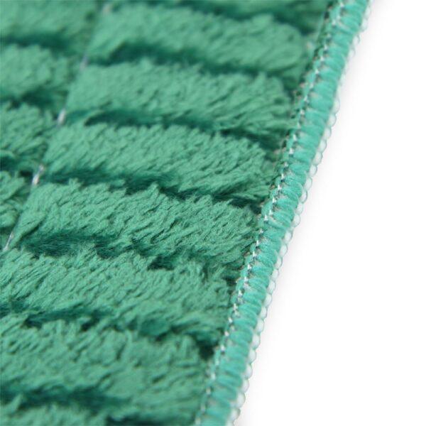 Scrubbing Wet Mop Green closeup