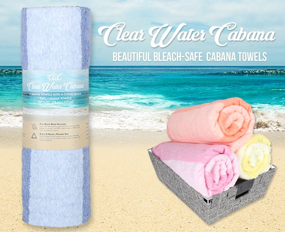 Clear Water Cabana Collection