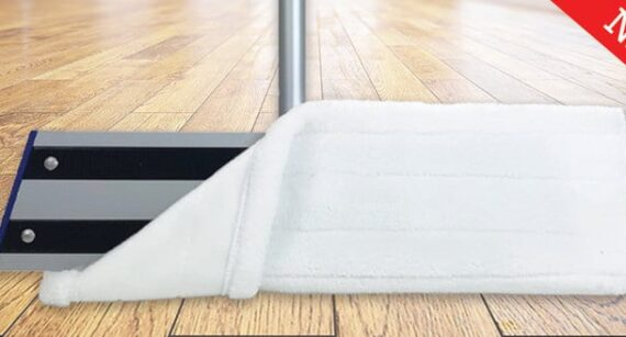 The Best Floor Finish Applicator Blends Old & New Technologies.