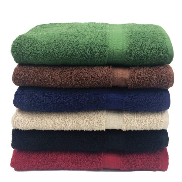True Color Bath & Hand Towels