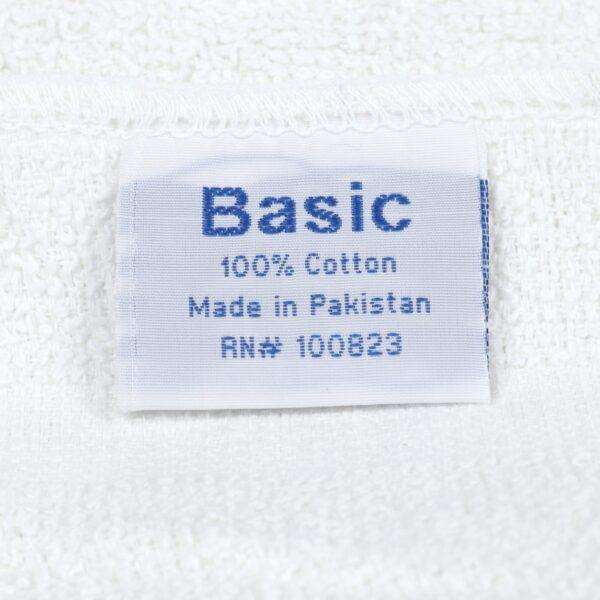 Basic Arctic Collection tag closeup