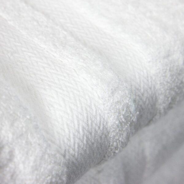 Magellan Towel Collection dobby border closeup