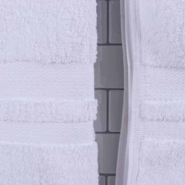 Magellan Towel Collection stitching closeup