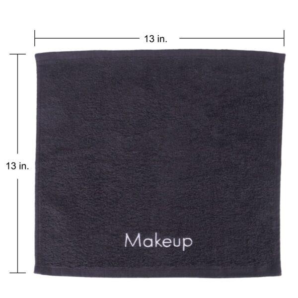 Makeup Towel measurement