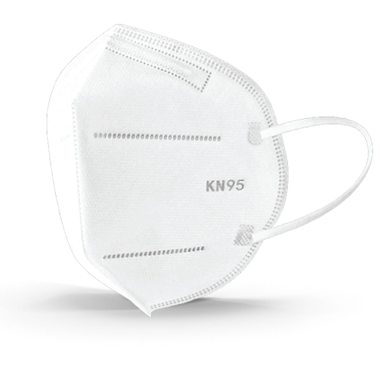 KN95 White mask