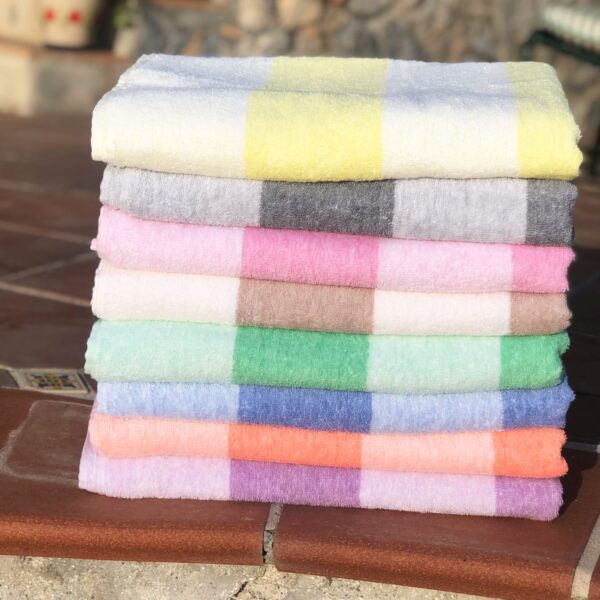 Eco-Friendly Clear Water Cabana Towel