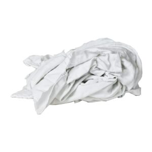 White Flannel Polishing Cloth