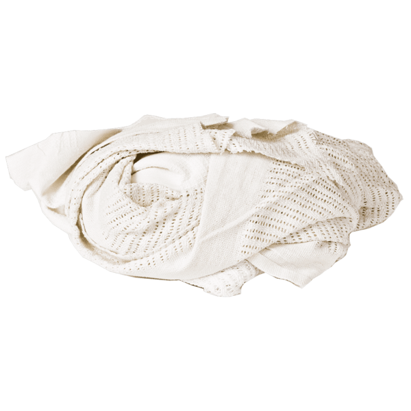 White Sheeting Material