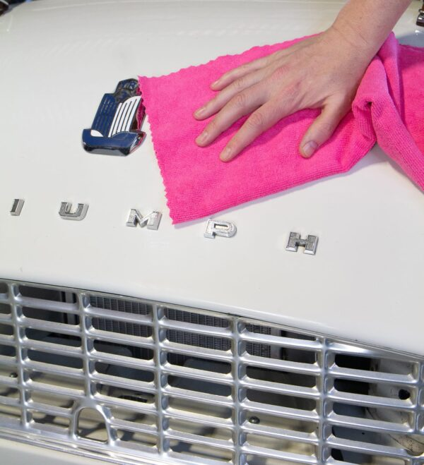 SmartEdge Microfiber - Pink