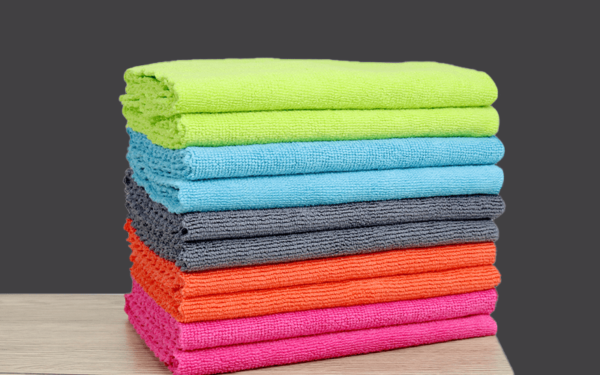 SmartEdge Microfiber - group stacked