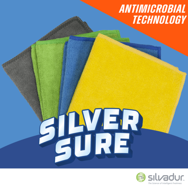 SilverSure Antimicrobial Technology Banner
