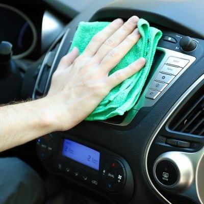 Microfiber Cloth - 16x16 - 49 gram