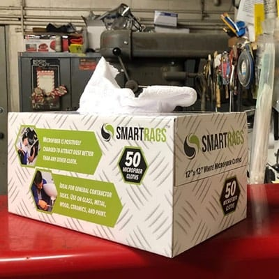 Smartrags White lifestyle image