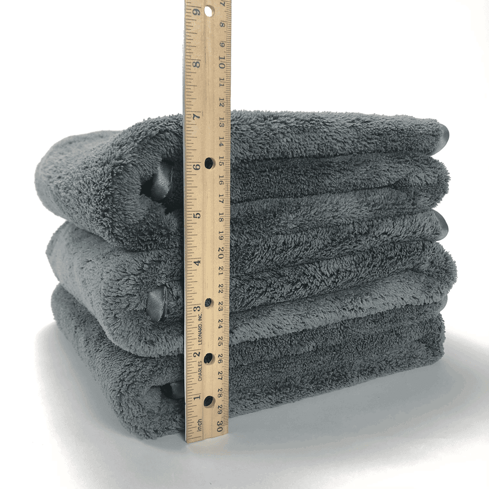 Towelzilla stacked measure