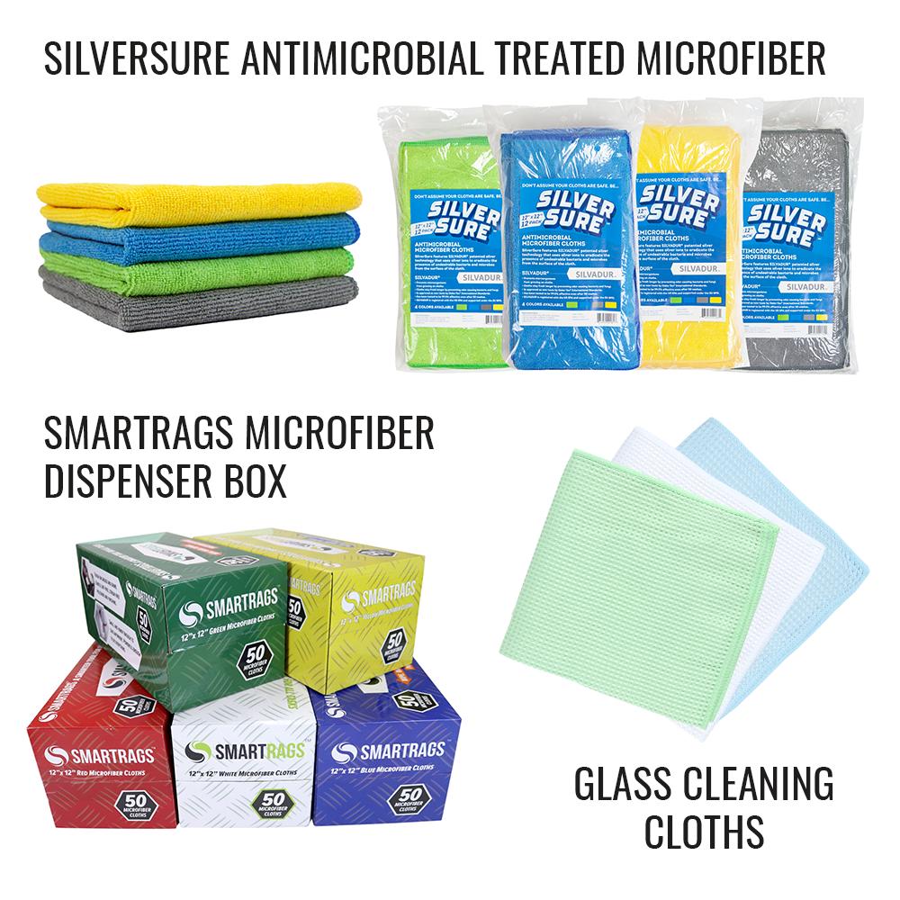 Cloth Comp Silversure Smart Glass