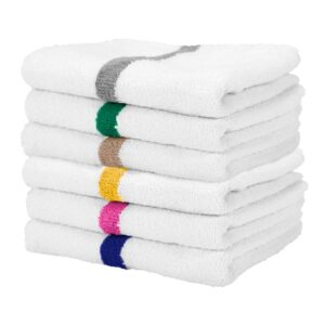 Power Towels all colors stacked