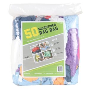 50-Microfiber-Rag-Bag