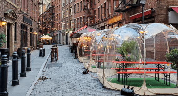 Post-Pandemic Outdoor Dining: What to Expect