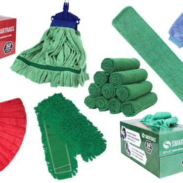 Color-coded cleaning systems