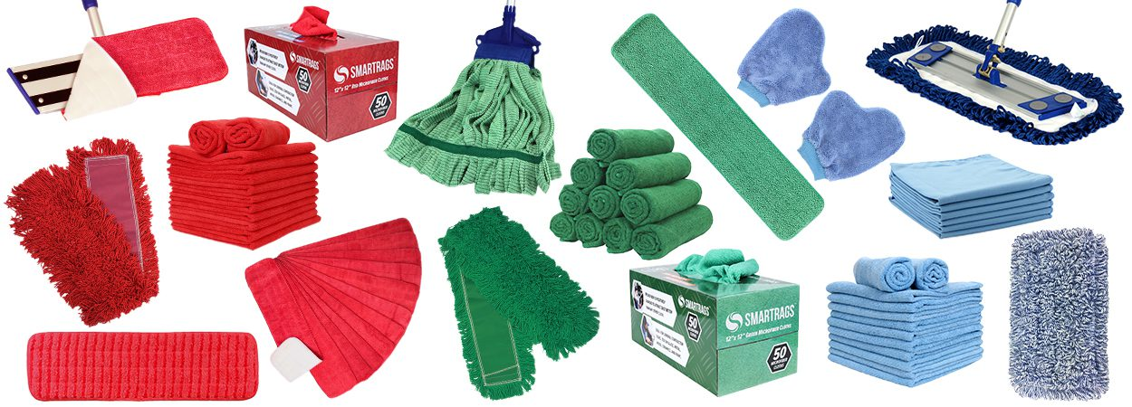 Color-Coded Cleaning Systems in 5 Easy Steps