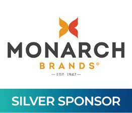Monarch Brands Silver Sponsor logo