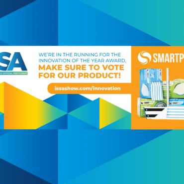 ISSA North America 2021 Las Vegas SmartPads